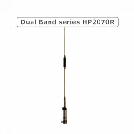 Mobile antenna HP2070R -  Dual Band 2m / 70cm
