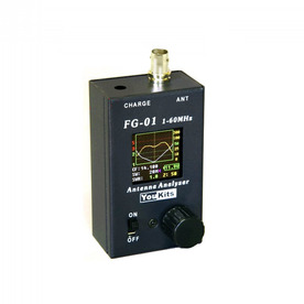 Антена анализатор FG-01 1-60Mhz Antenna SWR analyzer